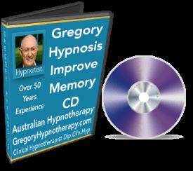 Self Hypnosis Improve memory CD
