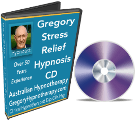 Gregory Hypnosis Stress Relief CD
