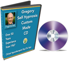 Self Hypnosis Custom Made CD