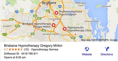 google map gregory